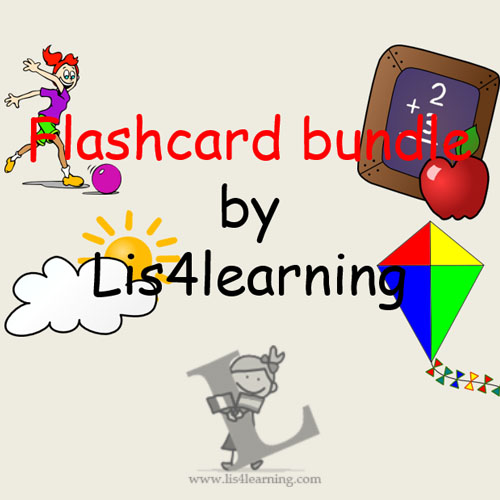 Flashcard Bundled