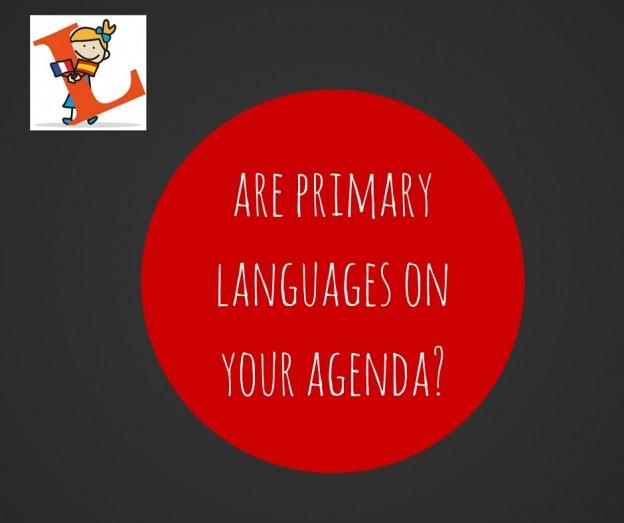 Are primary languages on your school agenda?